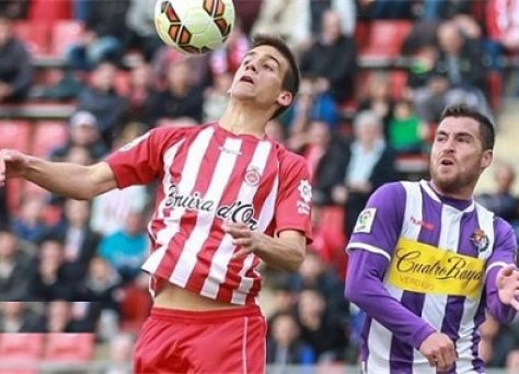 Girona - Real Valladolid