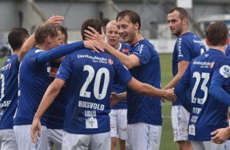 To přestřelili! Obří kurz (4,21) na domácí výhru Ranheim proti Rosenborgu v první norské fotbalové lize