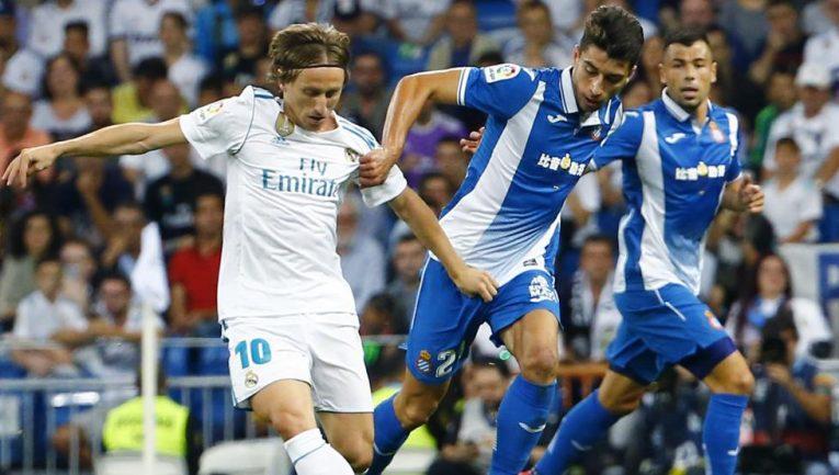 Real Madrid - Espanyol
