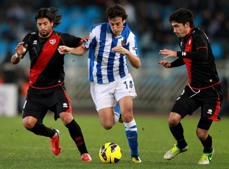 Real Sociedad - Rayo Vallecano