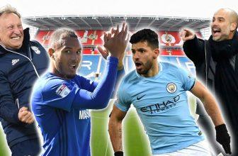 Nováček z Cardiffu si doma užije zápas se šampionem Manchesterem City