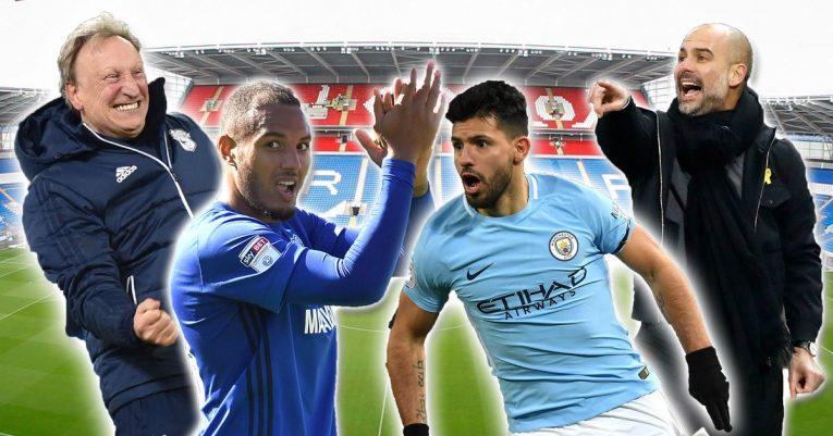 Cardiff - Manchester City