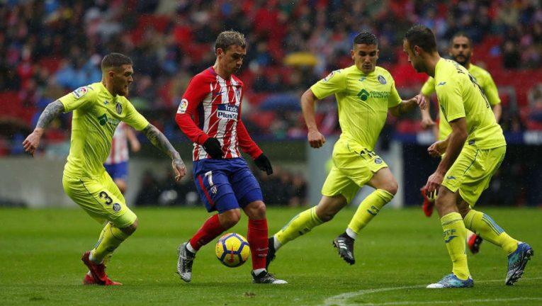 Getafe - Atletico Madrid