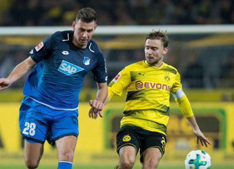 Hoffenheim vs Dortmund: Zopakuje Kadeřábkův mančaft jarní triumf?
