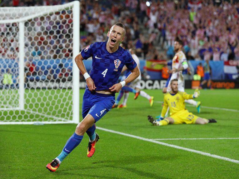 Španělsko - Chorvatsko