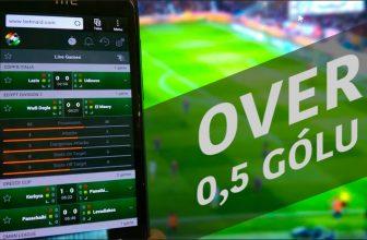 Sázková strategie: Live navýšení kurzů na over 0,5 gólu + opakované protočení sázek