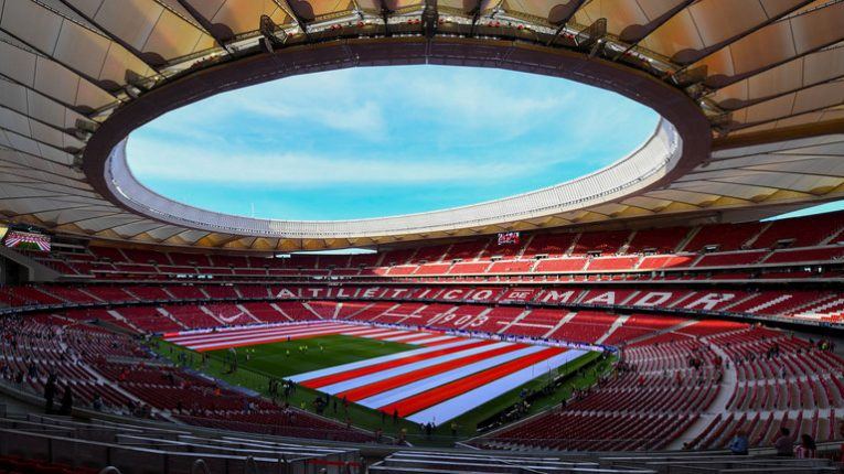 Atletico Madrid - Huesca