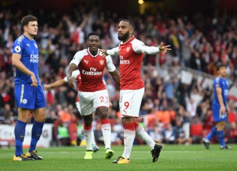 Arsenal - Leicester City
