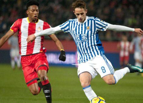 Real Sociedad - Girona