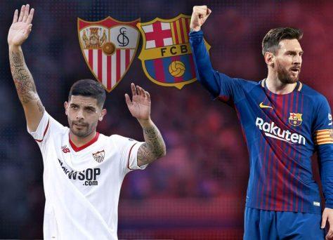 Barcelona - Sevilla