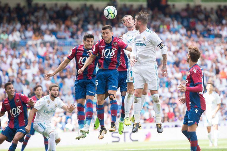 Real Madrid - Levante