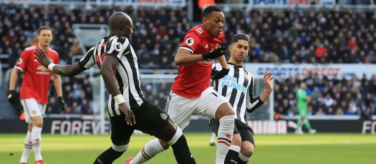 Manchester United - Newcastle United