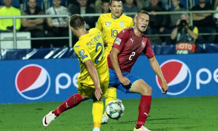 Ukrajina - Česká republika