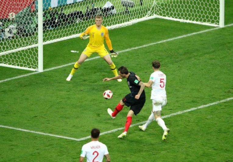 Chorvatsko - Anglie
