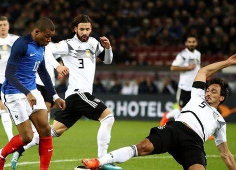 Francie - Německo