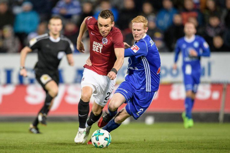 Olomouc vs Sparta: Jak dopadne souboj loosera se suverénem?