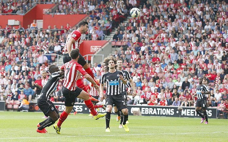 Southampton - Newcastle