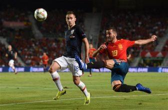 Chorvatsko vs Španělsko