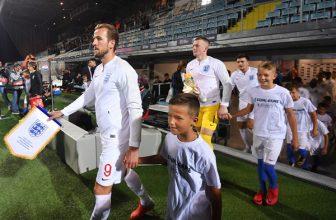 Liga národů UEFA – Skupina A: Anglie vs Chorvatsko