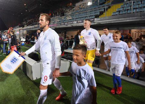 Anglie vs Chorvatsko