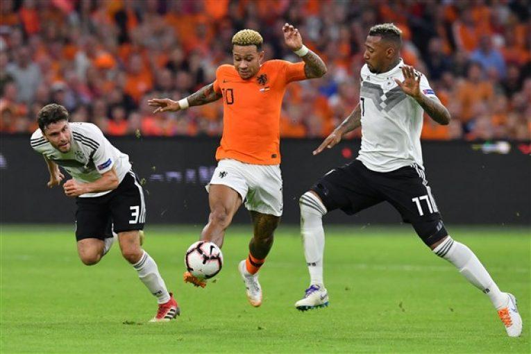 Německo vs Nizozemí