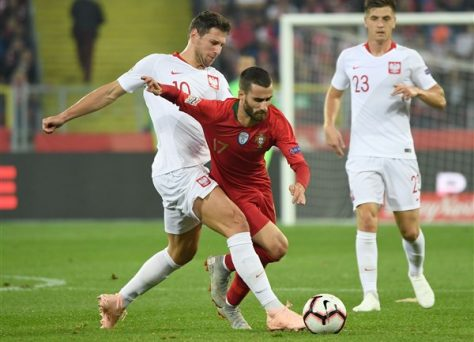 Portugalsko vs Polsko