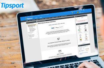 Tipsport spustil novou registraci přes internet banku, už nemusíte na pobočku!