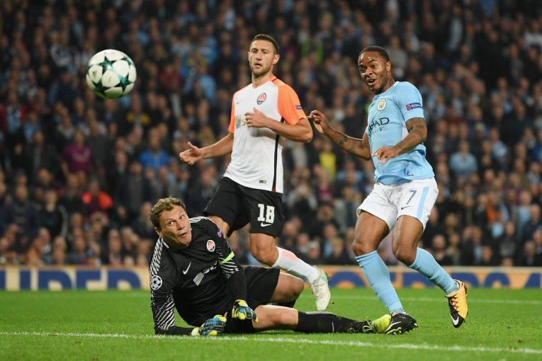 Manchester City – Šachtar Doněck