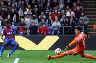 Malé městské derby mezi třetí Chelsea a čtrnáctým Crystal Palace