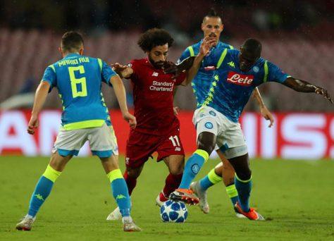 Liverpool - Neapol