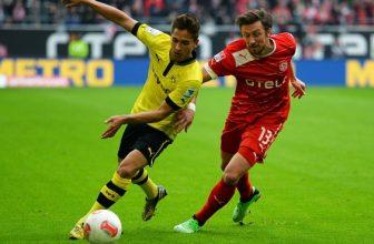 Düsseldorf vs Dortmund: Adept na baráž přivítá suverénního lídra Bundesligy