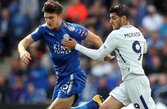 Chelsea chce v sobotu zdolat Leicester a udržet se na dosah první příčce