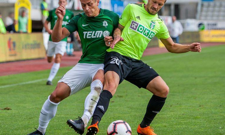 Karviná-Jablonec: Prolomí Slezané proti favoritovi sérii 8 zápasů bez výhry?