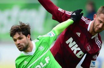 15. kolo Bundesligy otevře duel Norimberk vs Wolfsburg