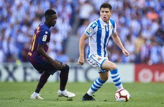 Real Sociedad se v pondělí utká s barcelonským Espanyolem