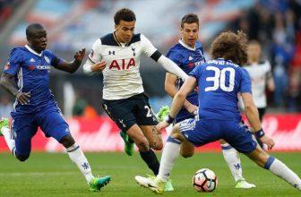 Derby mezi Tottenhamem a Chelsea – hraje se semifinále Carabao Cupu