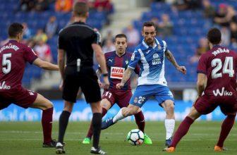 Pondělní dohrávku 20. kola La Ligy obstarají Eibar a Espanyol