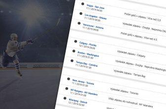 Hokejovým maxikombík s platností od 11.1.