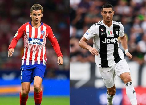 Atletico Madrid - Juventus