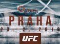 UFC Fight Night 2019 – nejslavnější MMA organizace poprvé v Praze (O2 arena)!