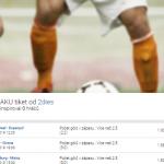 Analýza tiketu: Tipy na více než 2,5 gólu přinesly sázkaři 167.900,- Kč!
