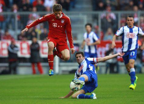 Bayern vs Hertha: Mnichovští můžou stáhnout Dortmund na 1 bod. Povede se?
