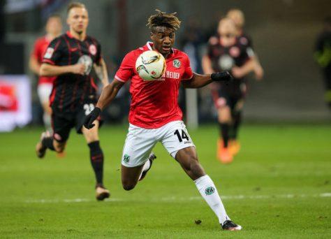 Hannover vs Frankfurt: Looser se může chytit proti celku, který 7x v řadě neprohrál