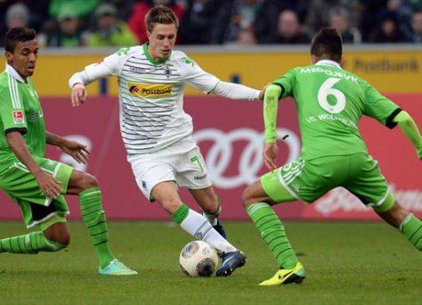 Další důležitou bitvou v pohárovém pásmu bude duel Gladbach vs Wolfsburg