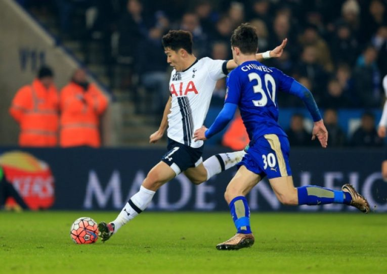 Tottenham - Leicester