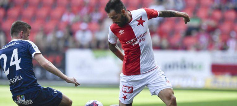 Pondělní duel Slavia-Slovácko nabídne souboj týmů, které jedou na vítězné vlně