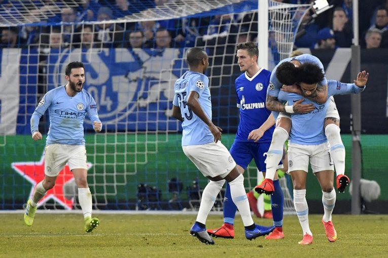 Manchester City - Schalke