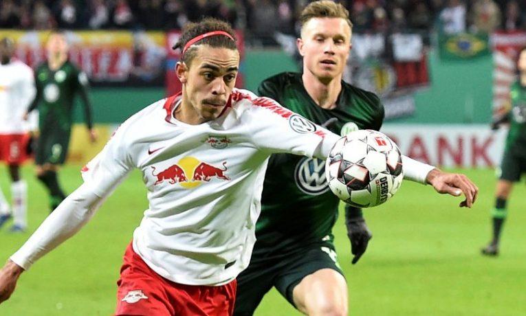Sobota přinese atraktivní souboj z TOP 6 Bundesligy Lipsko vs Wolfsburg