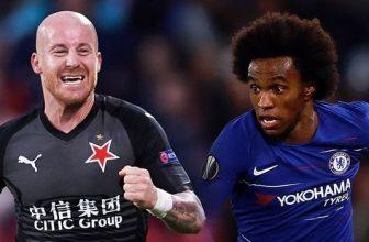 Chelsea - Slavia