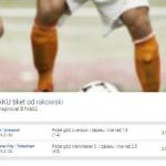 Analýza tiketu: Čtvrtfinále Ligy mistrů přineslo sázkaři 110 tisíc